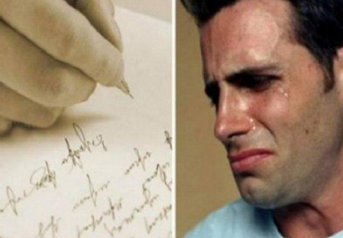 oproštajno pismo suprugi