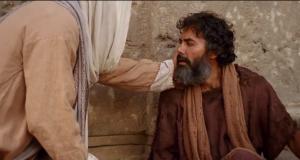 slijepi čovjek Isus
