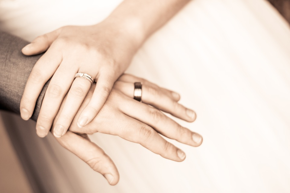 vjenčano prstenje