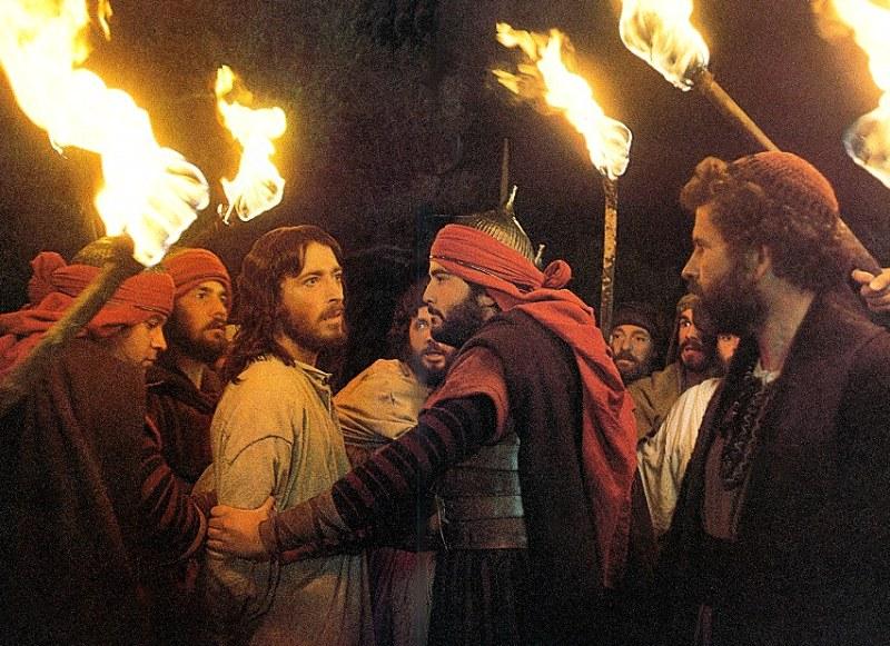 Juda izdao Isusa