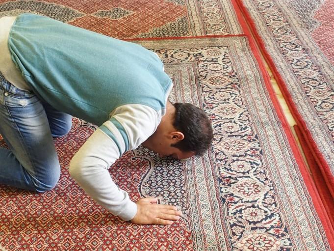 musliman gorljivi misionar
