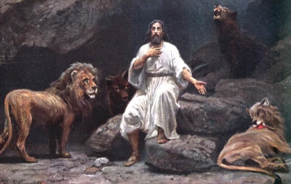 prorok Daniel