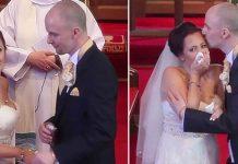 Mladoženja zaustavio vjenčanje