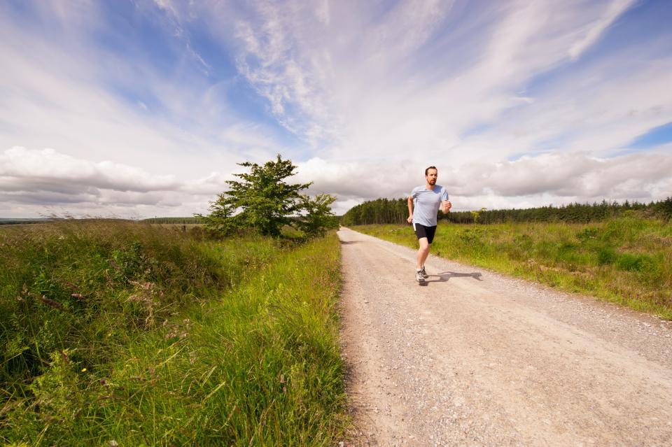 trčanje produžuje život