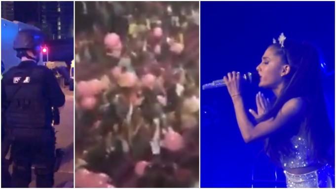 Ariana Grande koncert