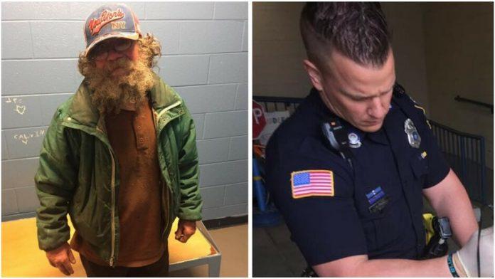 Beskućnik je od policajca tražio vode