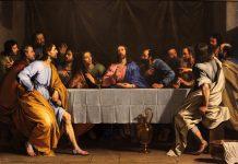 Što su Isus i učenici jeli na Posljednjoj večeri?