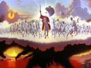 Isus na bijelom konju