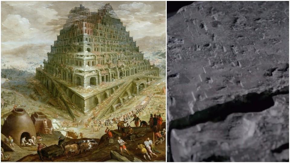 babilonska kula izgradnja