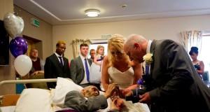 vjenčanje u bolnici