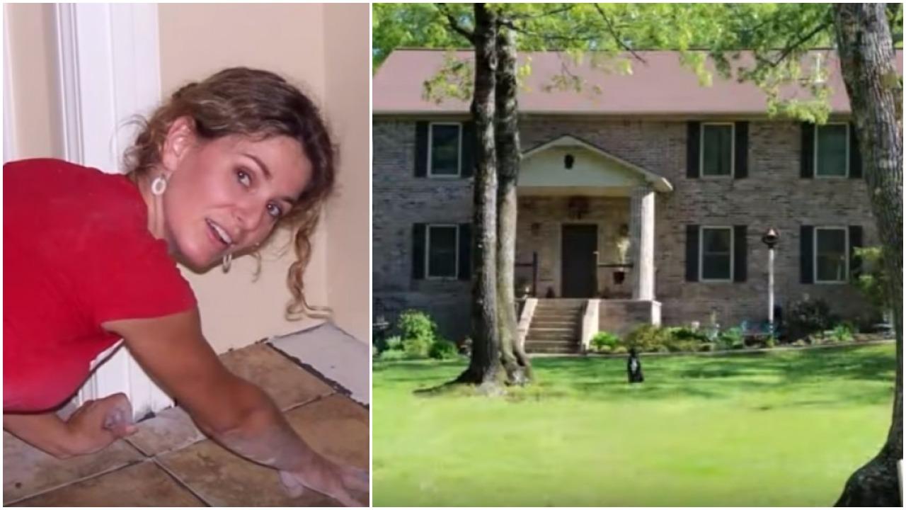 Za 9 mjeseci je svojim rukama izgradila kuću: