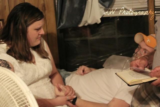 vjenčao se za ljubav svog života