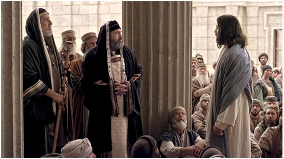 farizeji moliti naglas
