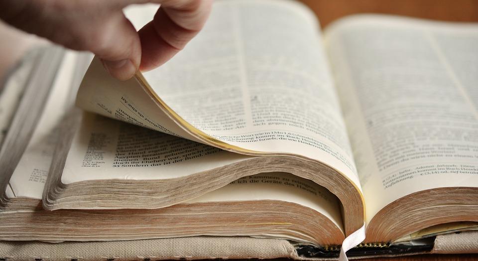 što biblija može učiniti
