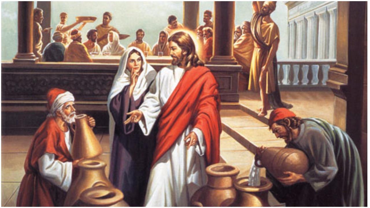 Isus Marija ženo