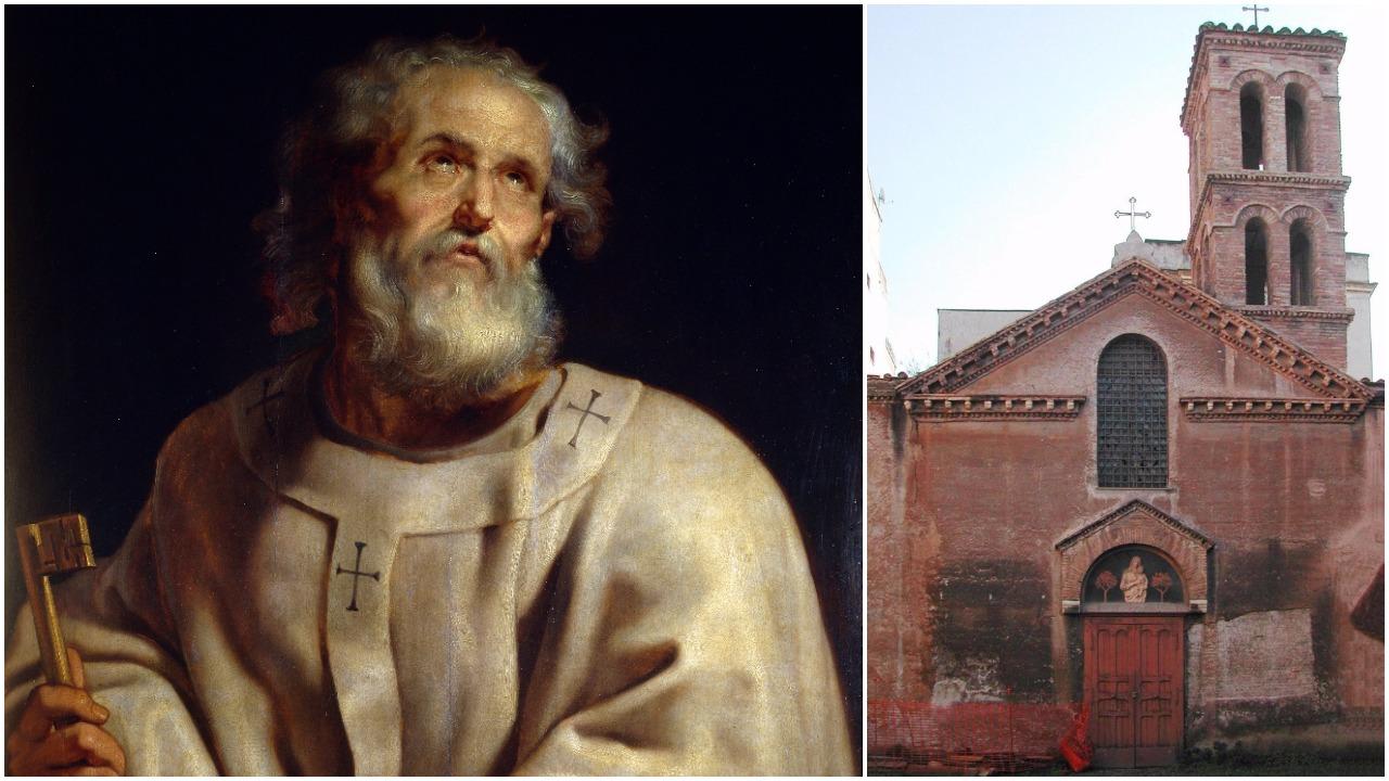Kosti apostola Petra