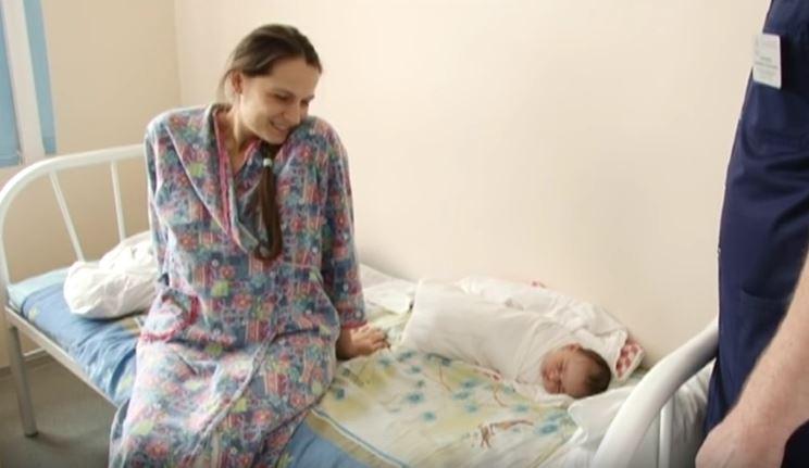 beba i majka