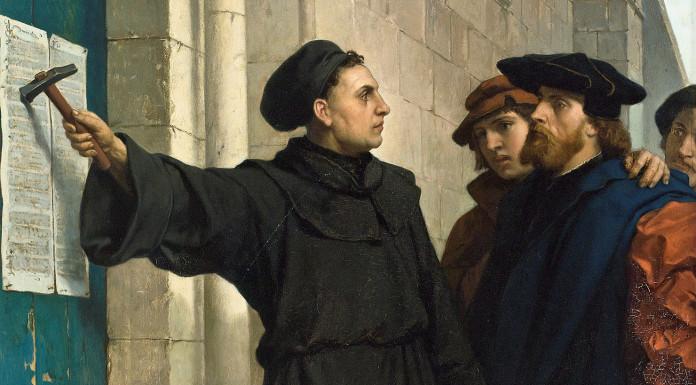 tko je bio Martin Luther