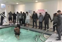 nogometaš krštenje