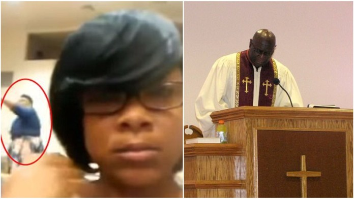pastor crkva žena