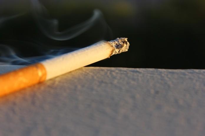 prije i poslije pušenja veliki pinse