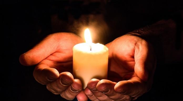 svijeća molitva