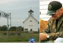 rak nestao popravljao crkvu