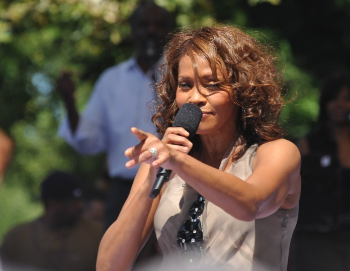 whitney houston biblija isus