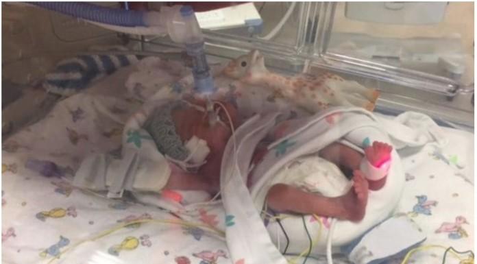 Majka je rodila dijete u 24. tjednu trudnoće