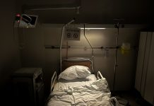 Na smrtnoj postelji se uplašio smrti