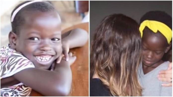 Američka obitelj posvojila djevojčicu iz Afrike, a kada je naučila engleski otkrila im je tužnu istinu