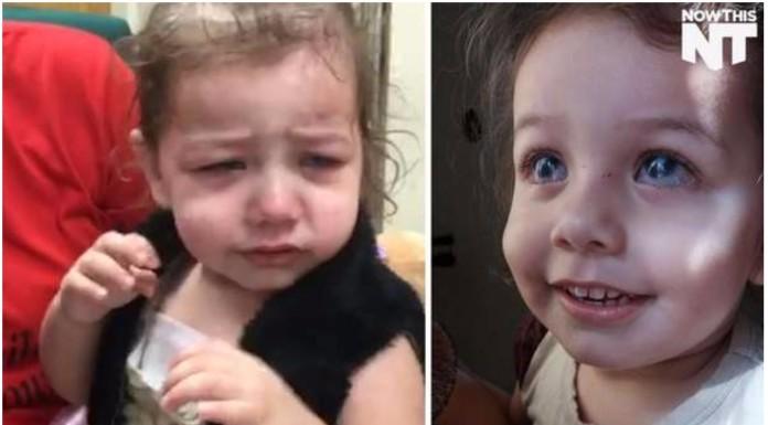 djevojčica doživjela čudo