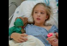Djevojčica pobijedila rak dojke
