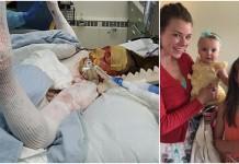 Ova hrabra majka je utrčala u vatrenu stihiju da bi spasila kćer