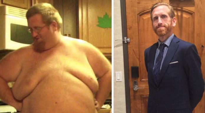 izgubio 168 kilograma
