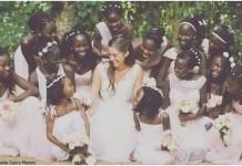 posvojila 13 kćeri