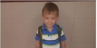 pronađen dječak teksaški masakr