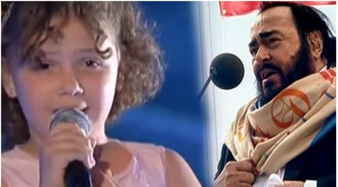 talent od boga pavarottijeva unuka