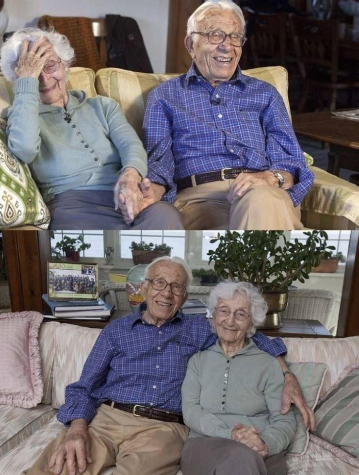 85 godina u braku