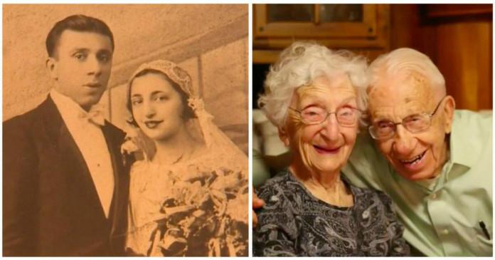 85 godina brak