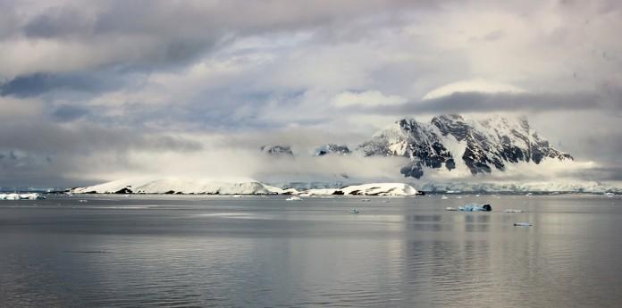 Antarktika Biblija potop