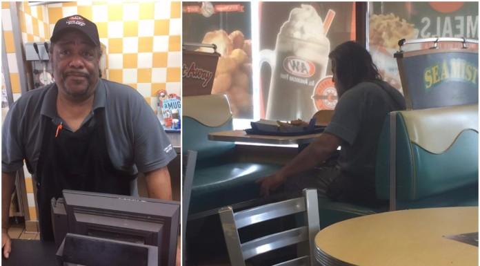Beskućnik je molio konobaricu u restoranu čašu vode, a ono što je uslijedilo nikada neće zaboraviti