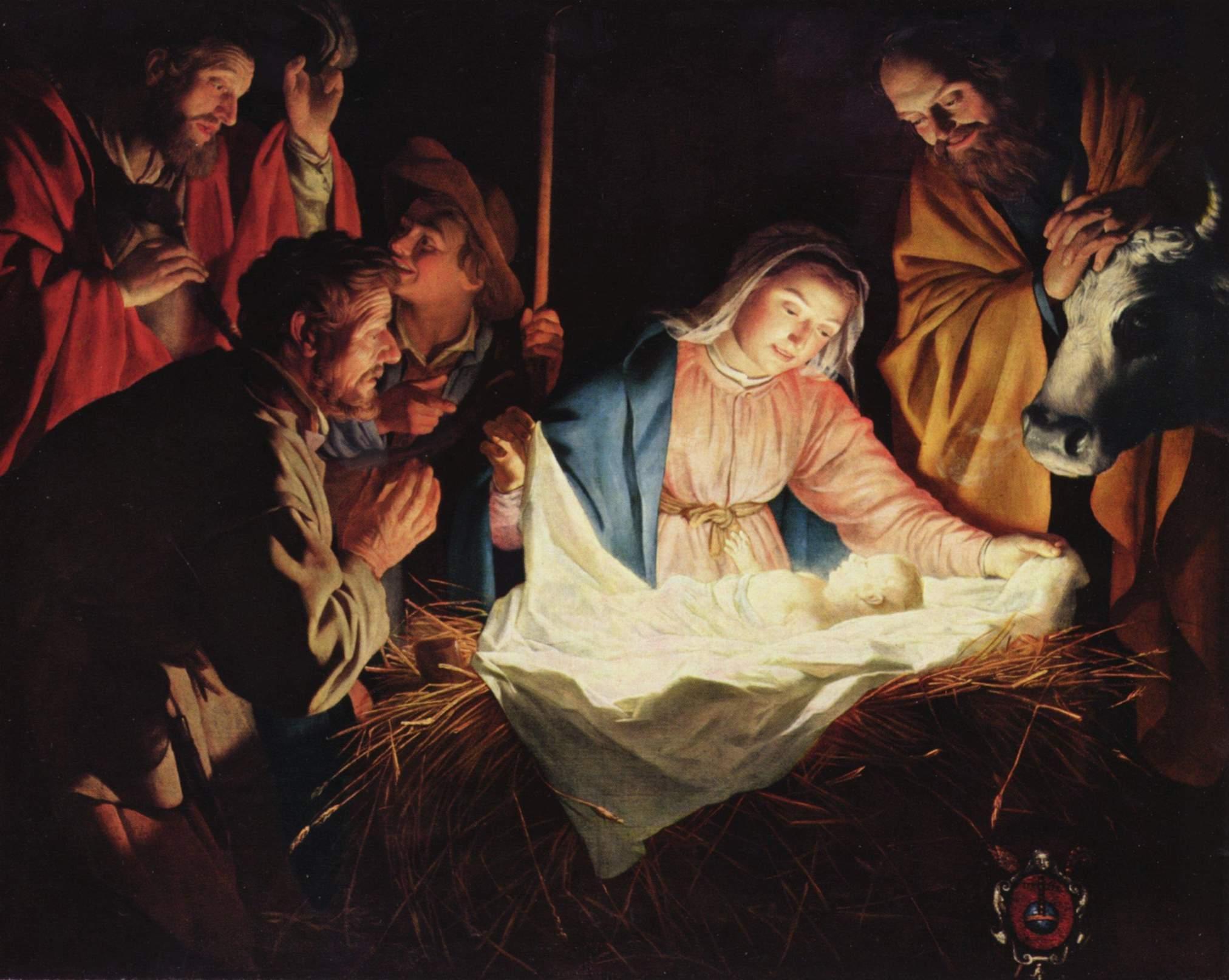 Božić Krist prvo mjesto