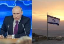 Rusija Jeruzalem glavni grad