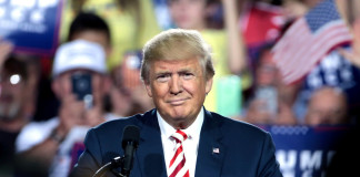 Trump kršćanski predsjednik