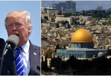 Trump priznaje Jeruzalem glavnim gradom Izraela