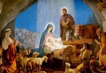 biblijski stihovi Kristovo rođenje