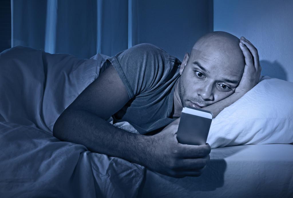 greške prije spavanja