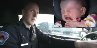 policajac posvojio dijete beskućnice