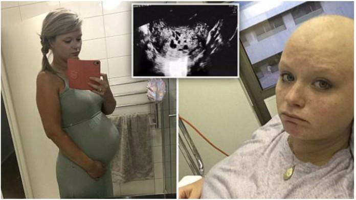 test za trudnoću pozitivan